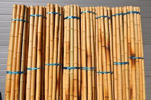 Bambusové tyče