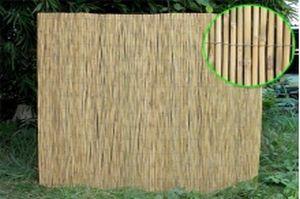 Bambusové rohože a ploty